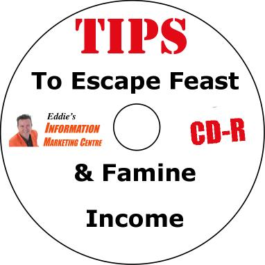 Tips to escape Feat and Famine in Business Audio CD