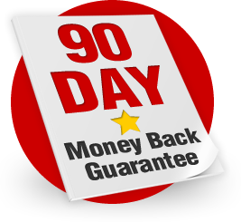 Eddie's Marketing and Copywriting Products Store 90 Day Money Back Guarantee