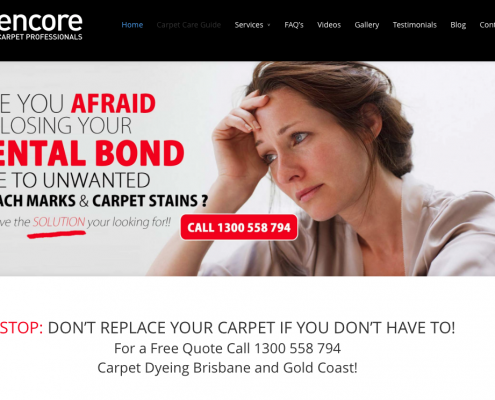 Encore Carpets & Creative Copywriting Solutions
