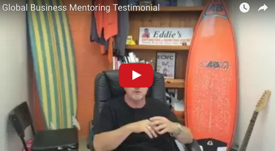 Copywriting Mentoring Video Diary