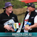 Eddies Copywriting, Mad Keen & Merv Hughes Fishing