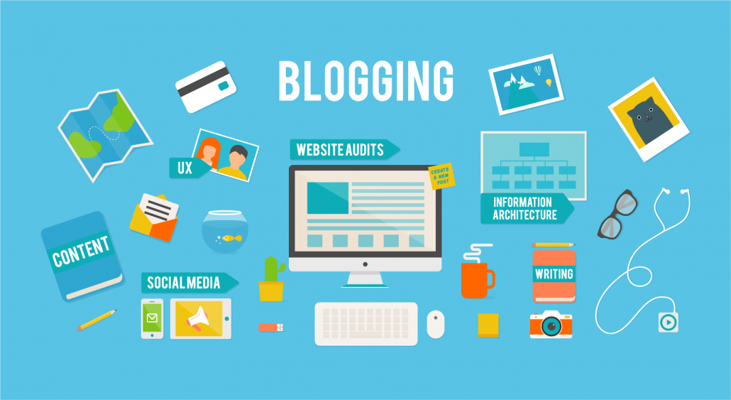 6 reasons why blogging is crucial to business success