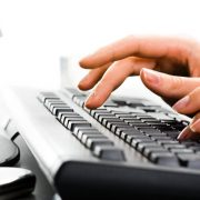Copywriting Keyboard Image