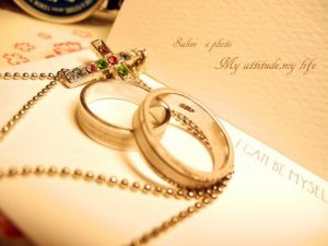 wedding ring image content writing