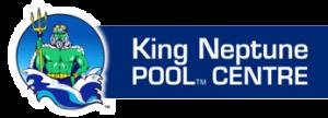 Pool & Spa copywriters king neptune pool logo