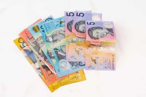 Australian notes money image creative copywriting