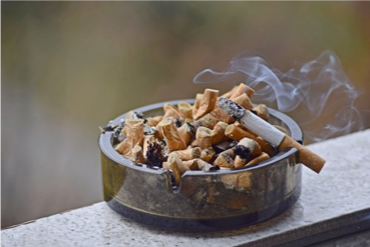 Ash tray image - Five Powerhouse Tips