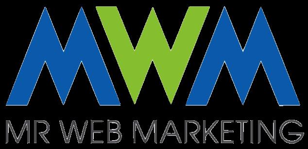 Mr Web Marketing Logo FAQ copywriting