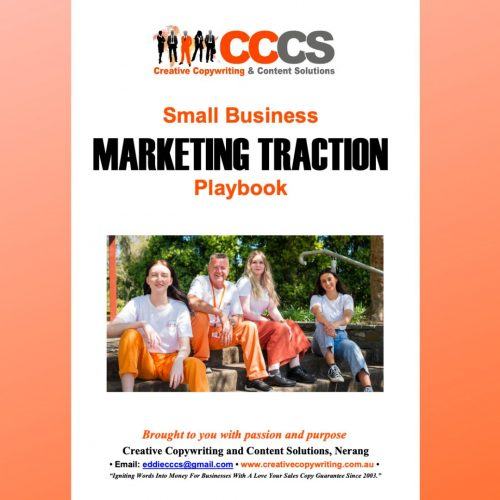 Small Business Marketing Playbook Images Creative Copywriting & Content Solutions