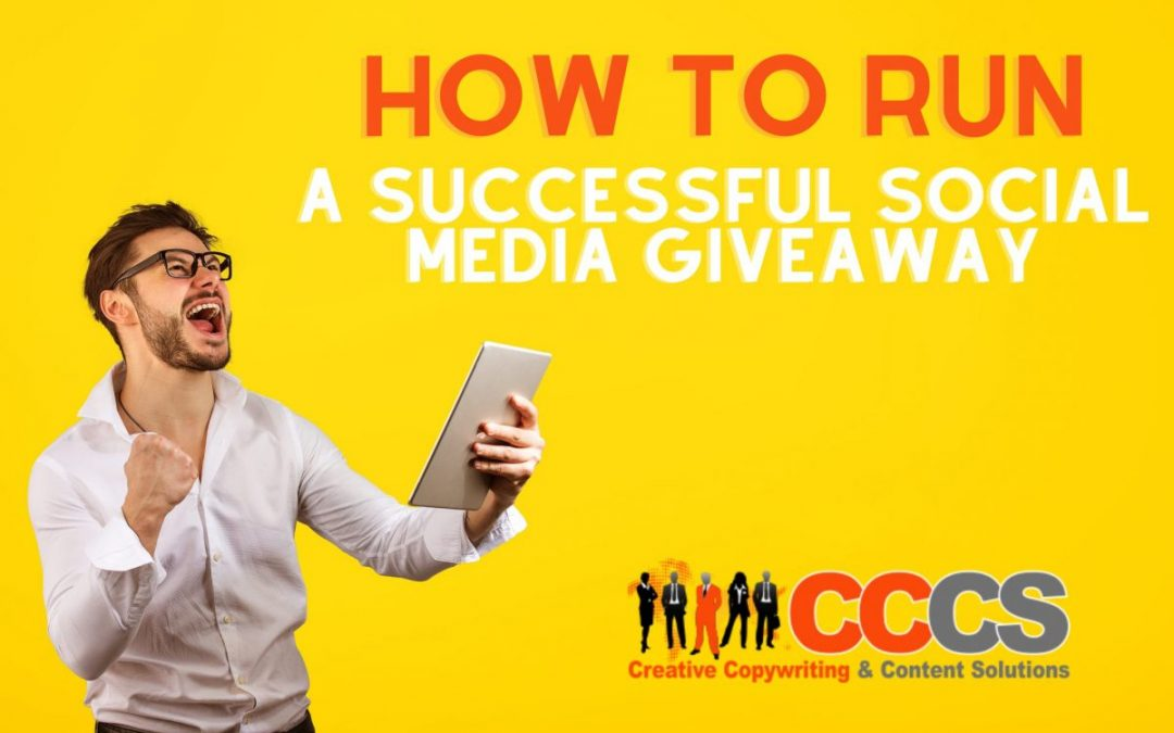 How to Run a Successful Competition or Giveaway on Social Media