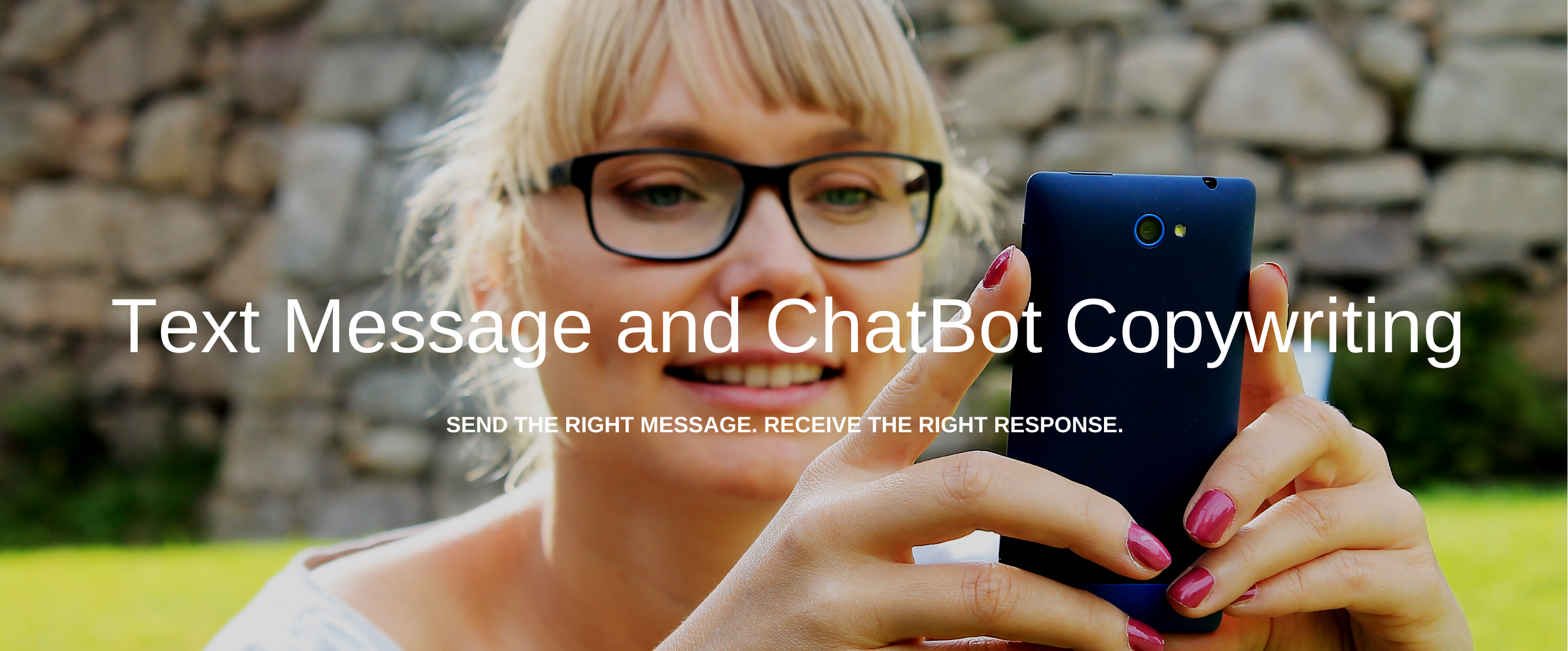Text Message and Chat Bot Copywriting